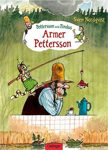 Armer Pettersson von Sven Nordqvist (Autor, Illustrator) ( Februar 1988 )