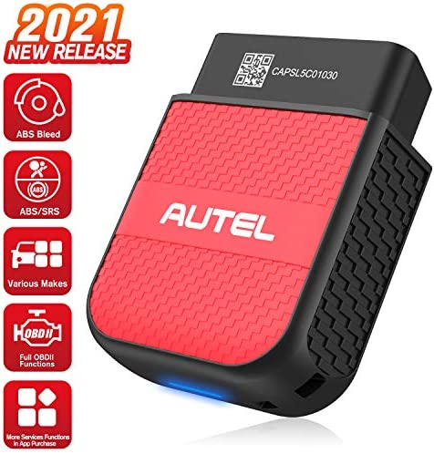 Autel MaxiAP AP200C Wireless OBDII Scan Tool with ABS SRS Diagnostics ABS Bleed Airbag Reset product image