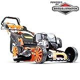 'P1PE P5100SPBS 173cc Self Propelled 4-stroke Petrol Lawnmower 51cm cutting width'