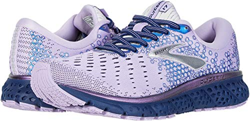 Brooks Women's Glycerin 17 Purple/Navy/Grey 8.5 B US