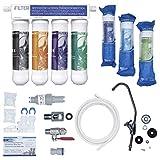 iFONT Equipo de Filtrado de Agua iFILTER | Sistema de Ultrafiltracion de Agua | Incluye 2 Recambios de Filtros | Diseño Exclusivo (Fabricante: Hidro-Water S.L)