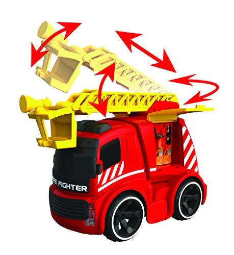 RC Auto kaufen Feuerwehr Bild 2: Silverlit Ferngesteuertes Feuerwehrauto 81486*