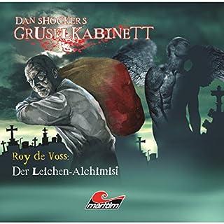 Der Leichen-Alchimist (Dan Shockers Gruselkabinett) Titelbild