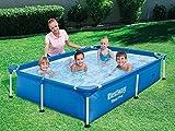 YDD Kinderplanschbecken Familie Bracket Pool-Platz Solid Color Bracket Kind Bücher Erwachsen Erwachsen Eindickung (221 * 150 * 43cm)