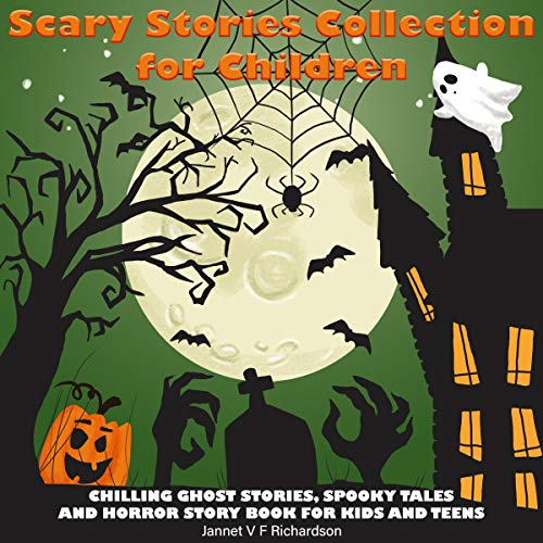 Scary Stories Collection for Children Titelbild