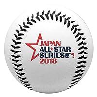 ローリングス(Rawlings) 2018日米野球レプリカボール MLBCPCLJAS18BB