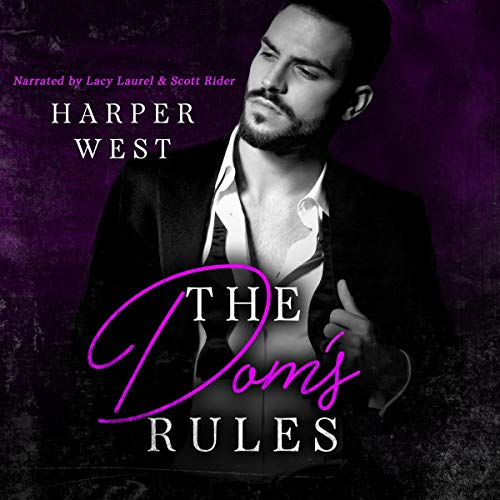 The Dom's Rules: A Dark Contemporary BDSM Romance cover art