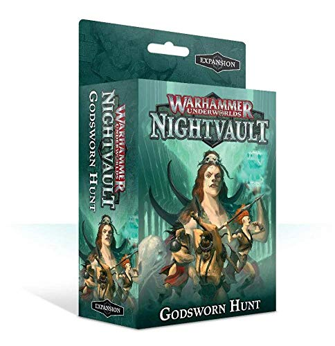 Warhammer Underworlds: Nightvault – Godsworn Hunt (English)