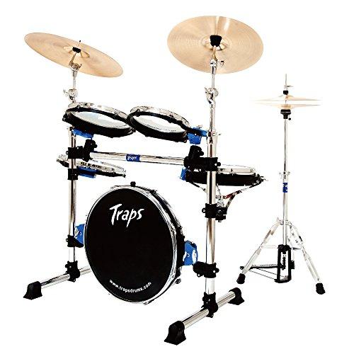 Traps Drums A400 Tragbares akustisches Schlagzeug-Set