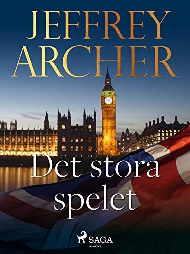 Det stora spelet (Swedish Edition)