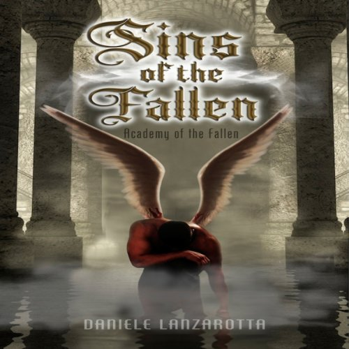 Sins of the Fallen audiobook cover art
