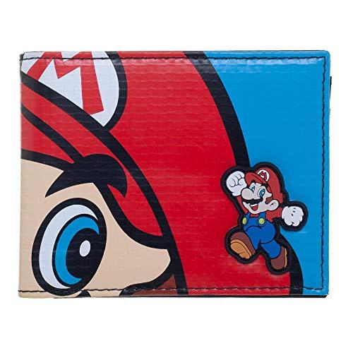 Super Mario Bros. Bi-Fold Wallet