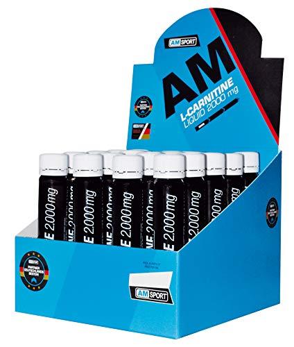 AMSPORT® L-Carnitin Tray Orange 20x25 ml