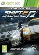Shift 2 Unleashed Limited Edition X-Box 360