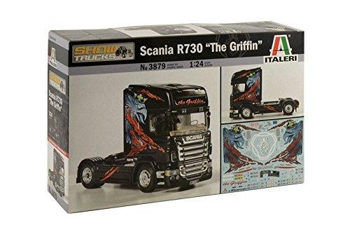 Italeri 510003879 - 1:24 Scania R730 The Griffin
