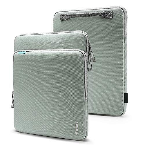 tomtoc 360 Protection Laptop Sleeve Designed for 13.5 Inch New Microsoft Surface Book 3/2/1, Surface...