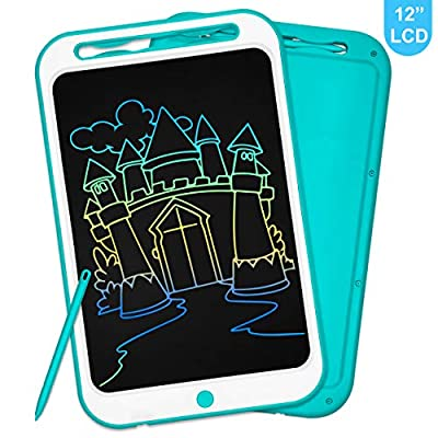 LCD Writing Tablet, Richgv 12 Inch Colorful Dig...
