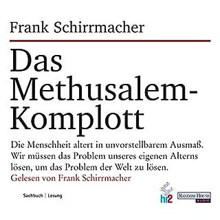 Das Methusalem-Komplott Titelbild