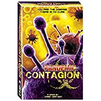 Z-Man Pandemic Contagion Board Game