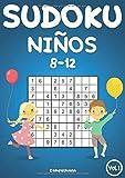 Sudoku Niños 8-12: 200 Sudokus para niños de 8 a 12 años - con soluciones