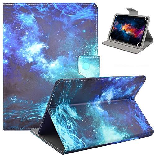 KATUMO Funda Universal Tablet 10.1 Pulgadas - Carcasa Delgada para Tableta Beista 10', KXD 10', Lnmbbs 10', Yotopt 10', BQ Aquaris M10 Book Cover