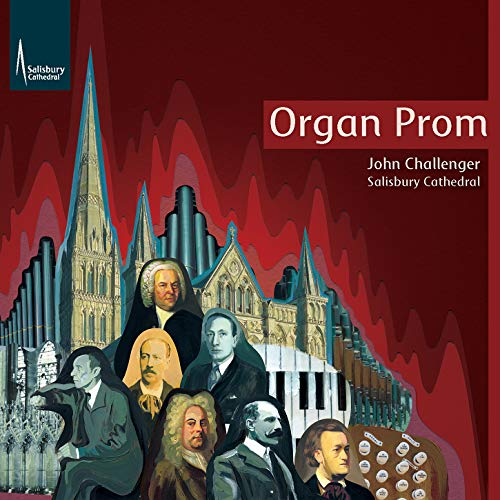 Organ Prom [John Challenger] [Salisbury Cathedral: SCA002]