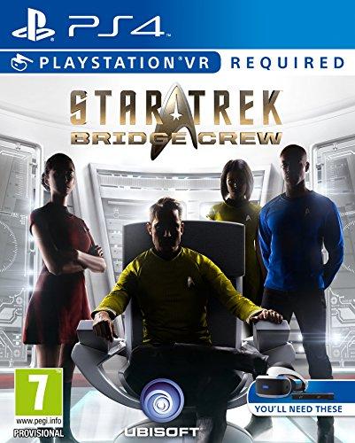 Games - Star Trek ? Bridge Crew (VR) (1 Games)
