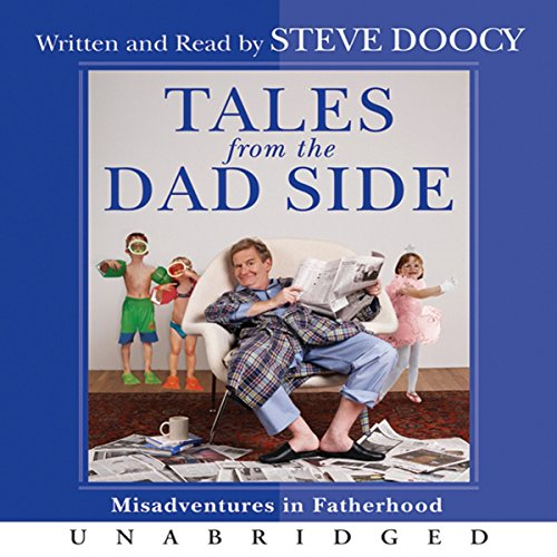 Tales from the Dad Side cover art
