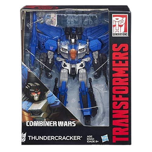 Hasbro Transformers Generations Combiner Wars Leader Class Figure: Thundercracker