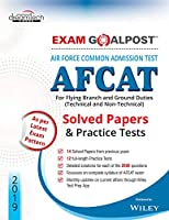 Air Force Common Admission Test (AFCAT) Exam Goalpost Solved Papers & Practice Tests, 2019: For Flying Branch and Ground Duties (Technical and Non - Technical)