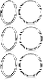 Best minimal hoop earrings Reviews