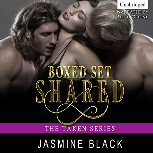 Shared: Boxed Set audiobook cover art