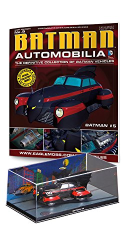 Batmóvel. Batman #5