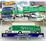 Hot Wheels 787B Sakura Sprinter Team Transport