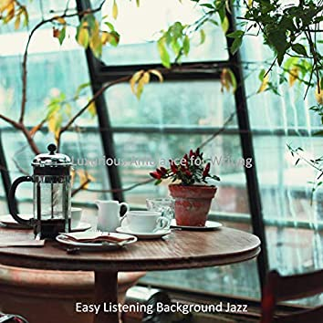 Luxurious Ambiance for Writing