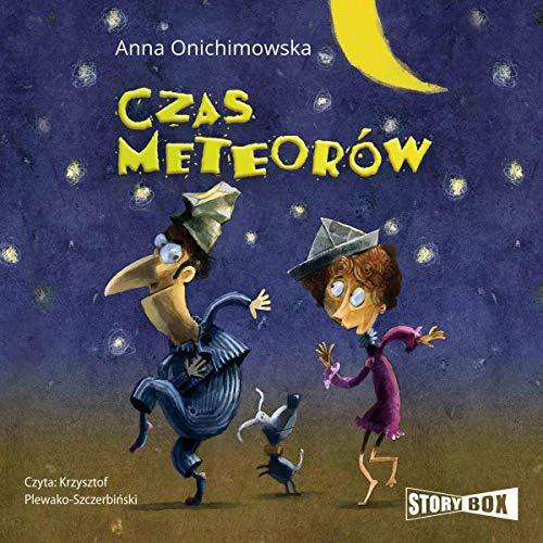 Czas meteorów audiobook cover art