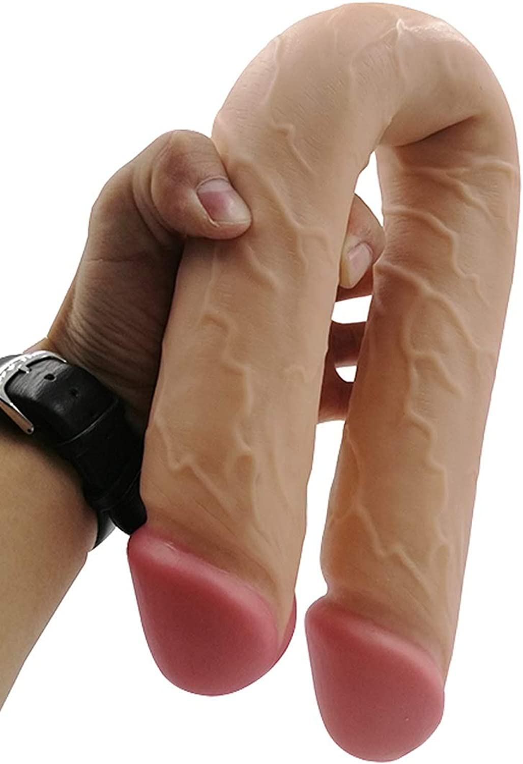 Flesh Realistic Double EndedToy for Beginners Advanced Users Best Gift for Women