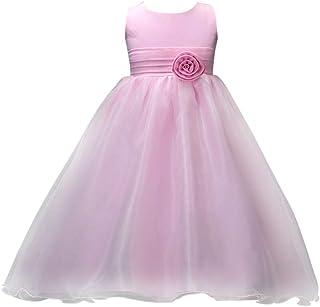 8c50a6d8a OPAKY Vestido de Novia de la Fiesta de la Dama de Honor de la Niña de