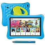"10.1""Kinder Tablet,2GB RAM 32GB ROM, AWOW Funtab Tablet Kinder COPPA Certified KIDOZund Google Play Vorinstalliert, WiFiundBlutooth,Android 10 Tablet für Kinder mit Touchstift, Kindgerechter Hülle"