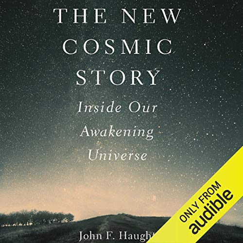 Couverture de The New Cosmic Story