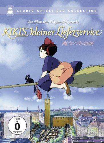 Kikis kleiner Lieferservice (Studio Ghibli DVD Collection) [2 DVDs]