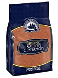 QUALITY FLAVOR & AROMA - Extremely aromatic with a deepsweet and savory flavor,Drogheria&AlimentariOrganic Ground Saigon CinnamonisUSDA-certified Organic,Non-GMO, and Kosher. NATURAL FIT FOR BAKING - Saigon Cinnamon enrichessweet treats like...