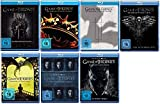 Game of Thrones Staffel 1-7 (1+2+3+4+5+6+7) [Blu-ray Set] - Peter Dinklage, Emilia Clarke, Maisie Williams, Kit Harington Lena Headey