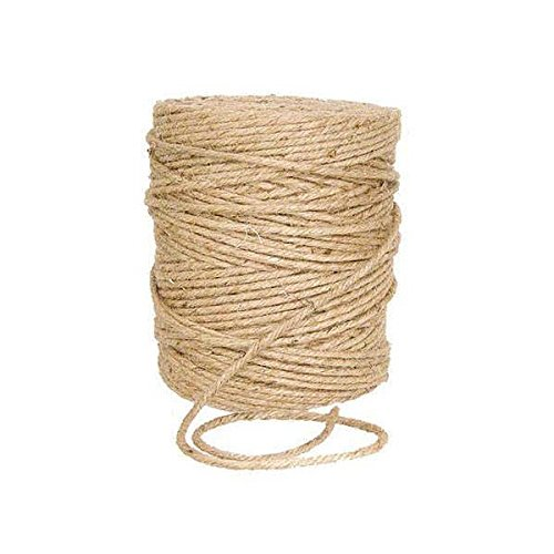 Natural Jute Twine - 5 Ply - 520 ft.