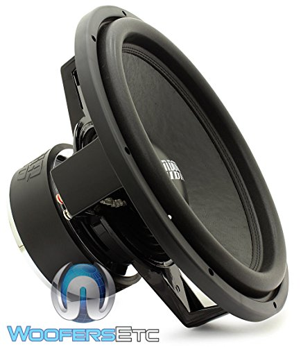 "Sundown Audio SA-15 Rev.3 D4 15"" 750 Watts Dual 4-Ohm SA Series Subwoofer"