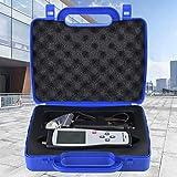 Misuratori di vibrazioni meccanici, misuratori di vibrazioni, misuratore di vibrazioni LCD...