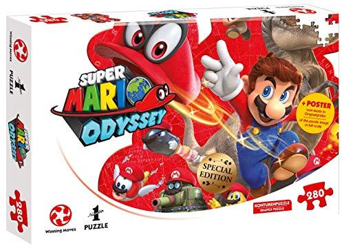Puzzle Mario und Cappy