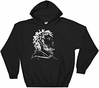 Babes & Gents Capital Steez Black Hoodie (Unisex)