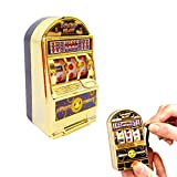 ALIKEEY Kinder Lernspielzeug, Mini Lucky Jackpot Spielautomat Spaß Geschenk Fruit Slot Machine...
