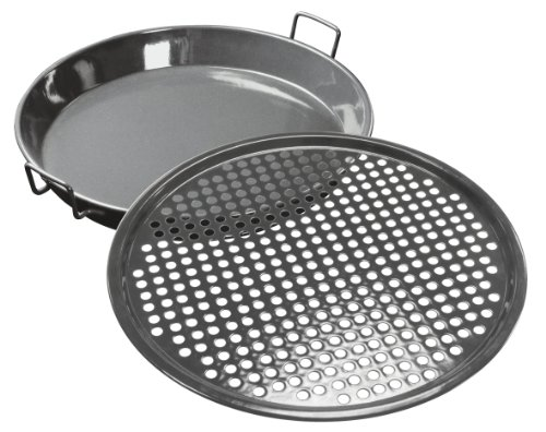 Outdoorchef Gourmet-Set M, Schwarz